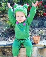 Saguaro Cactus Baby Homemade Costume