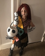 Sally Homemade Costume