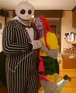 Sally and Jack Costume