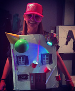 Sam Hunt's House Party Homemade Costume