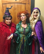 Sanderson Sisters Homemade Costume