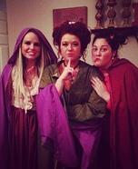 Sanderson Sisters Halloween Costume