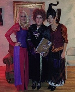 Sanderson Sisters Homemade Costume