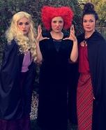 Sanderson Sisters Halloween Costume Idea