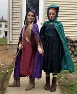 Sanderson Sisters Hocus Pocus Homemade Costume