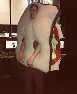 Sandwich Homemade Costume