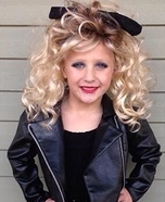 Halloween costume ideas for girls: Sandy from Grease Homemade Costume