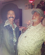 Sanford and Son Homemade Costume