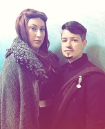 Sansa Stark and Littlefinger Homemade Costume