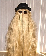 Cousin Itt Adams Family Costume