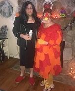 Sarah Sanders and The Red Hen Homemade Costume