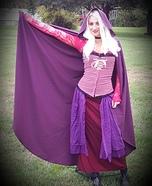 Sarah Sanderson Homemade Costume