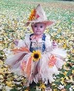 Sassy Scarecrow Homemade Costume