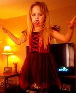 Sassy Vampire Costume