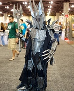 Homemade Sauron Costume