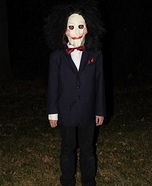 Saw, Billy the Puppet Homemade Costume