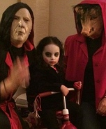 Saw Family Homemade Costume