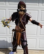 Batman Villain Scarecrow Costume