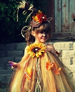 Cutest Halloween costumes for babies - Scarecrow Baby Costume