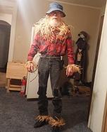 Scarecrow Homemade Costume