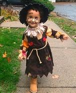 Scarecrow Cutie Costume