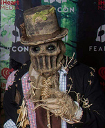 Scarecrow Gentleman Homemade Costume