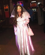 Scary Bride Homemade Costume