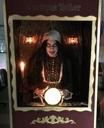 Scary Fortune Teller Homemade Costume