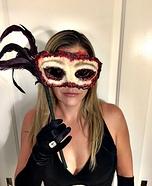 Scary Masquerade Homemade Costume