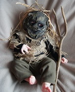 Scary Scarecrow Baby Costume