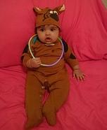 Scooby-Doo Baby Costume