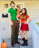 Scooby-doo & the Gang Homemade Costume