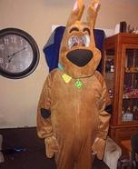 Scooby Doo Homemade Costume