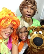 Scooby Doo and the Gang Homemade Costumes