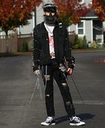 Scorpio Homemade Costume