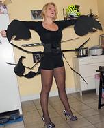 Scorpion Homemade Costume