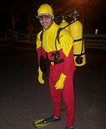 Scuba Steve Homemade Costume