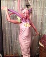 DIY Sea Anemone Costume
