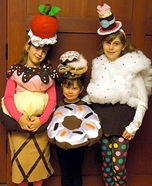 Seattle Sweets Homemade Costumes