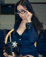 Seductive Police Officer Costume