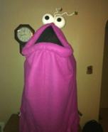 Sesame Street Yip Yip Homemade Costume