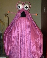 Sesame Street Yip Yip Martian Homemade Costume