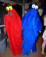 Sesame Street Martians Yip Yips Costume