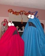 Sesame Street Yip Yips Homemade Costume