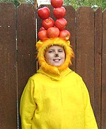 Dr. Seuss Characters Costumes