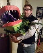 Seymour and Audrey 2 Homemade Costume