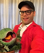 Little Shop of Horrors Seymour and Audrey II Costume