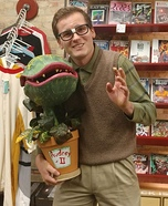 Seymour Krelborn and Audrey II Homemade Costume