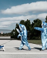 Shark Family Costume