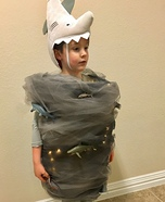 Sharknado Homemade Costume